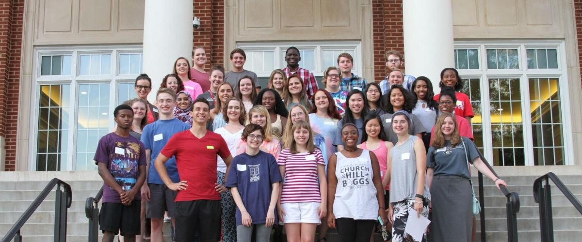 Franklin Residential College Welcome 2017