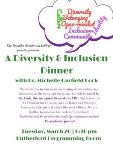 diversity and inclusion dinner