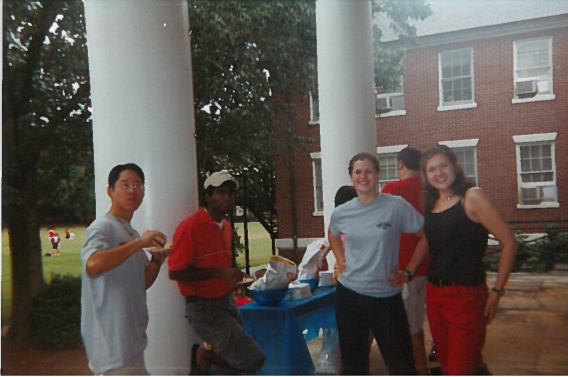 Holy smokes! FRC BBQ in the early 2000s