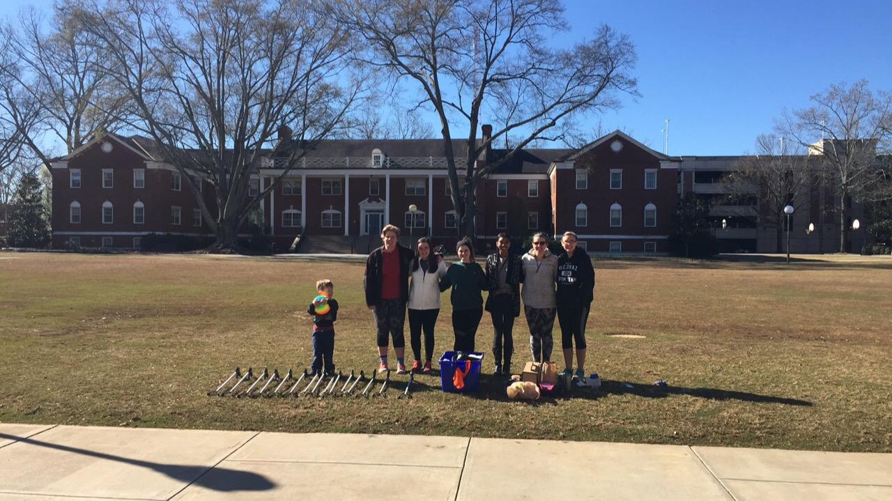 Myers Quad Cleanup Service Event