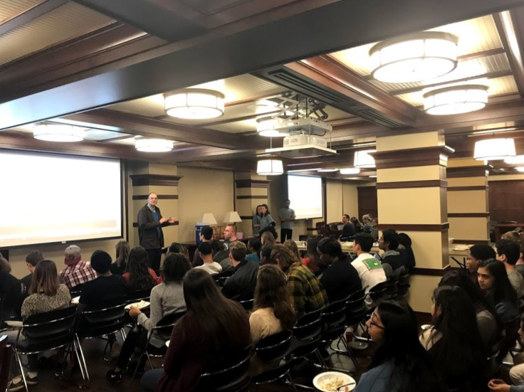 Spring 2019 FRC Welcome in Rutherford