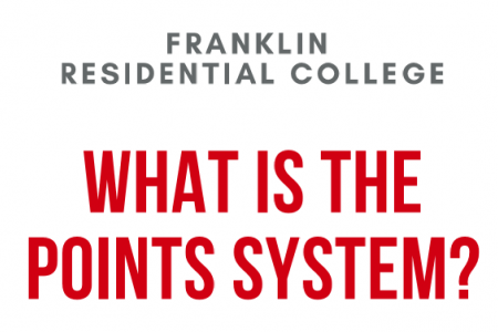 What is the FRC points system?